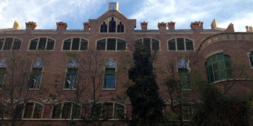 Gestión del proceso de certificación LEED del pabellón Sant Manel del viejo hospital Santa Creu i Sant Pau de Barcelona