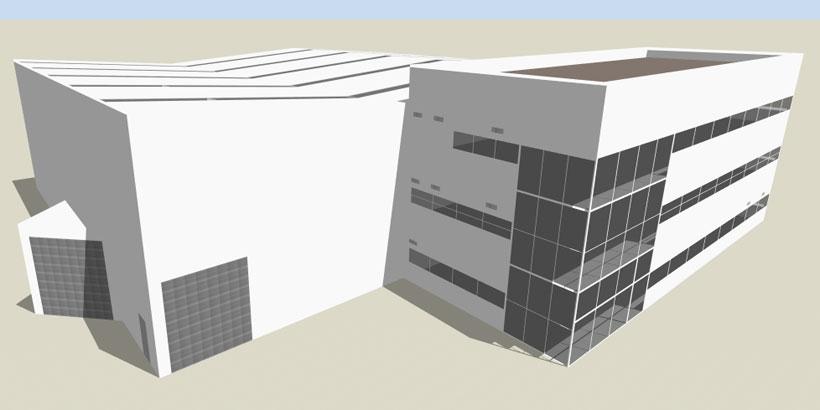 Mejora del confort interno en industria situada en Mataró (Barcelona)