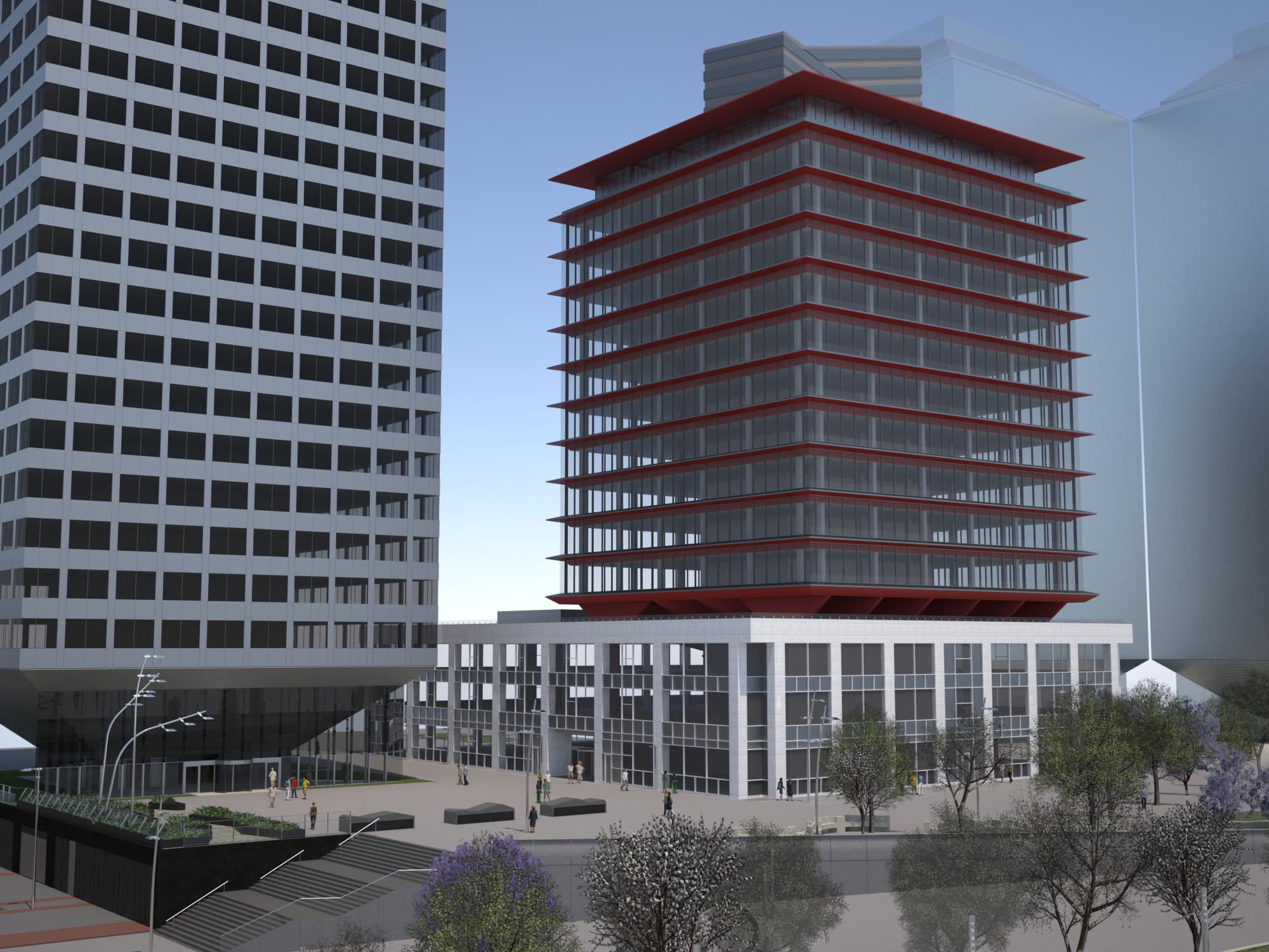 Sello BREEAM para el nuevo edificio Torre Marina de Porta Firal de Iberdrola