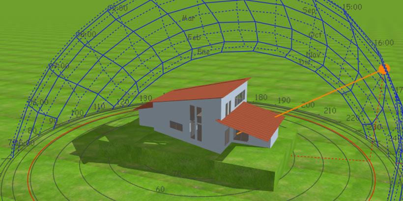 Consultoría energética para diseño y ejecución de una casa de madera altamente eficiente en Viladrau (Barcelona)