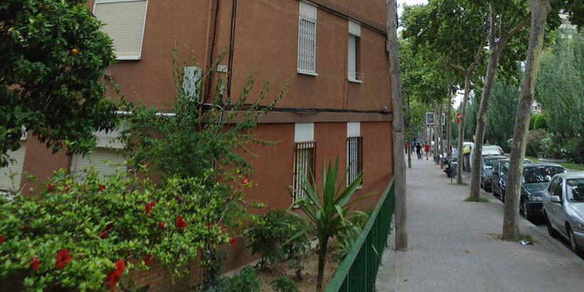 Consultoría en eficiencia energética para una rehabilitación de fachada de un edificio residencial situado en l'Hospitalet de Llobregat