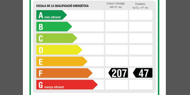 Consultoría en eficiencia energética para una rehabilitación de fachada de un edificio residencial situado en la C/ Jaume Casanovas - Prat de Llobregat.