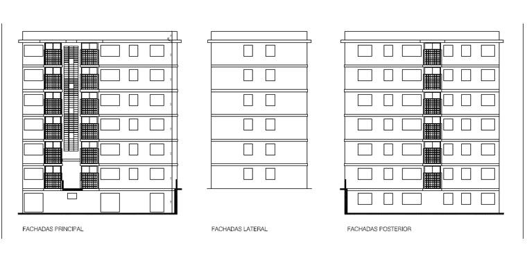 Consultoría en eficiencia energética para una rehabilitación de fachada de un edificio residencial situado en la C/ Barcelona - Prat de Llobregat.
