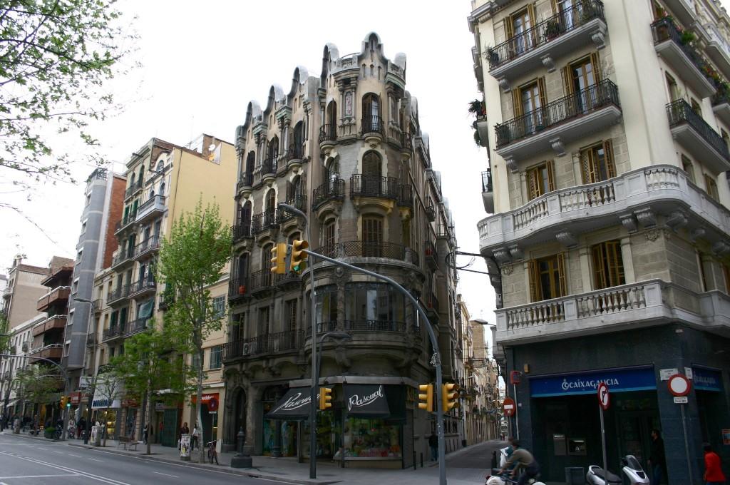 Barcelona.Edificios