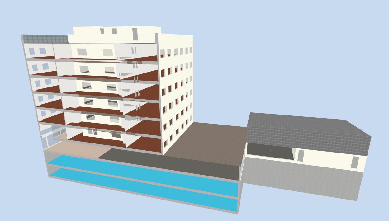Auditoría y simulación energética en el Hotel Vilamarí (Barcelona)