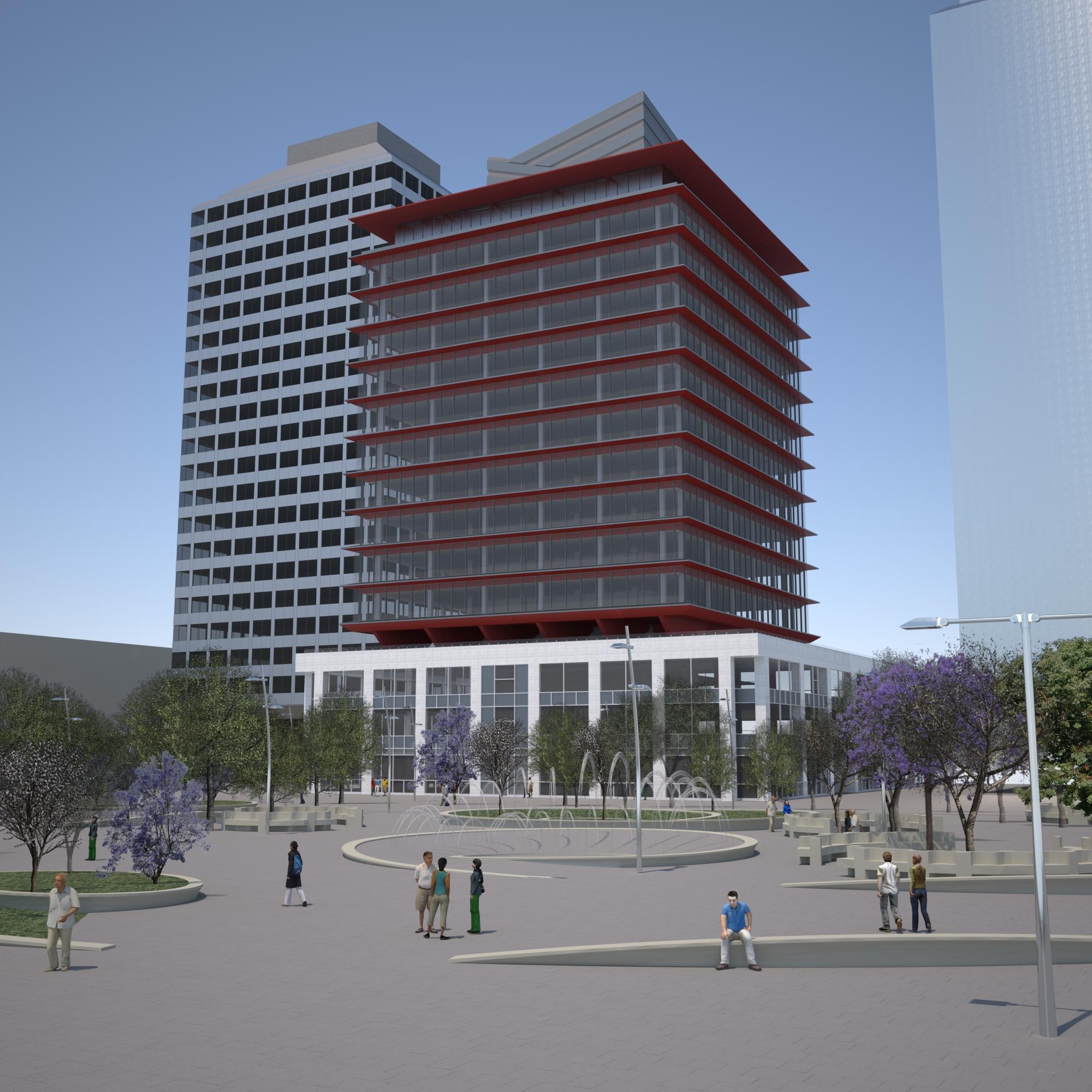 Ello breeam para el nuevo edificio torre marina de porta - Isolana barcelona ...