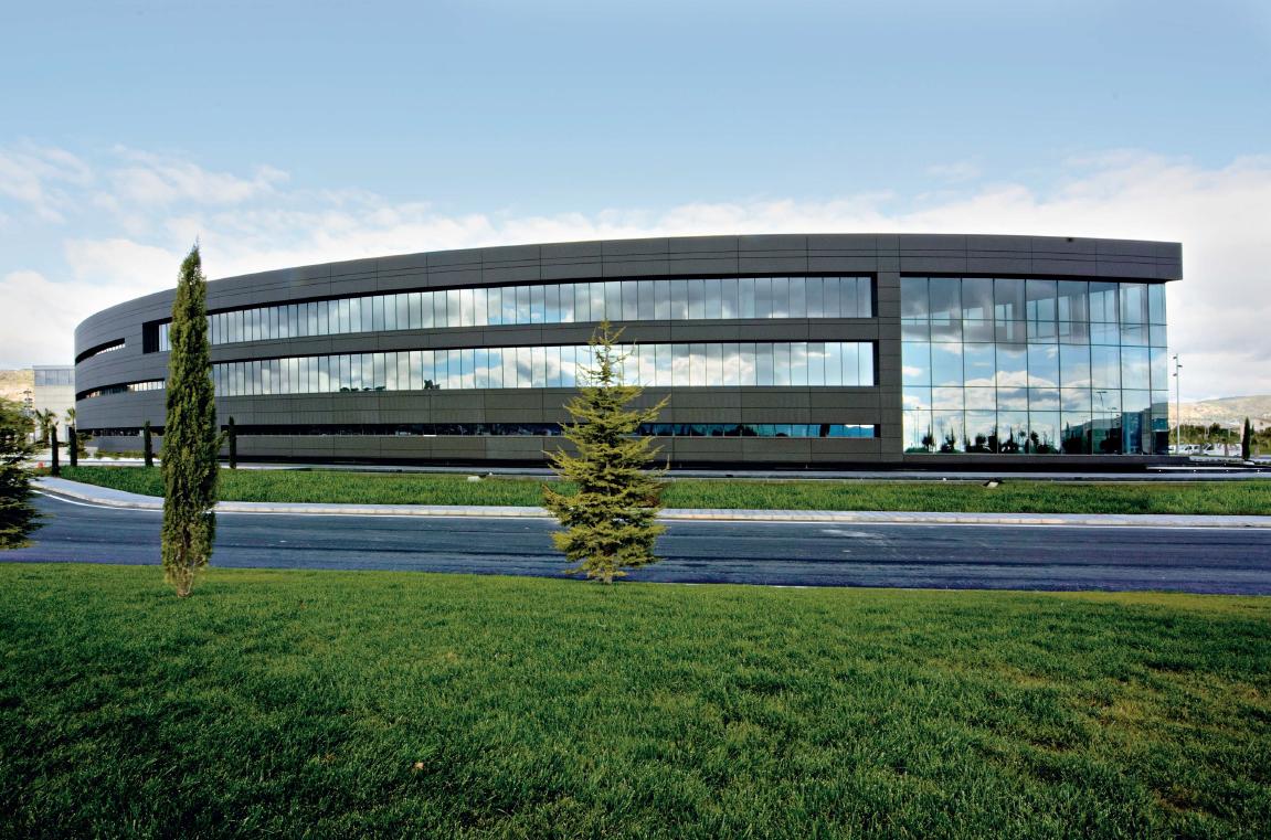 Sello LEED-EB para las oficinas de la empresa ACTIU