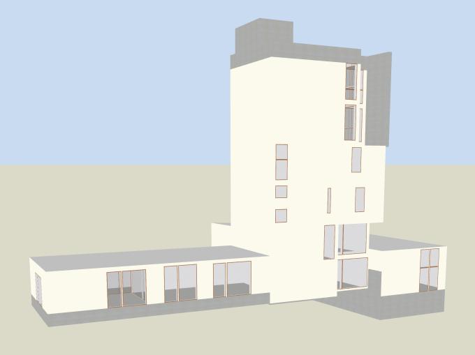 Fundación Germina en Badalona BREEAM NC: Certificado Fase Diseño MUY BUENO